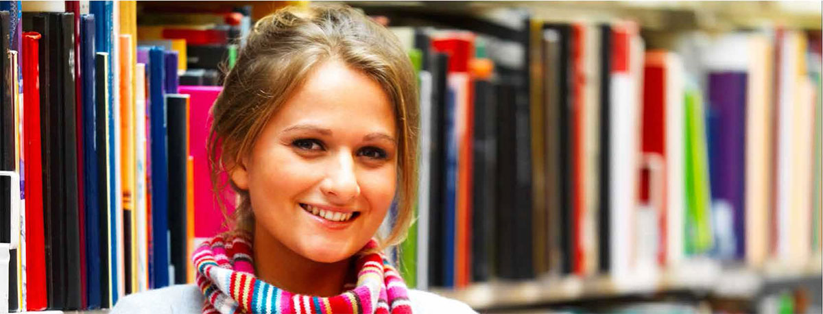 Etudiante dans l'école de comptabilité de supipgv
