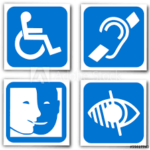 accessibilité aux handicapés